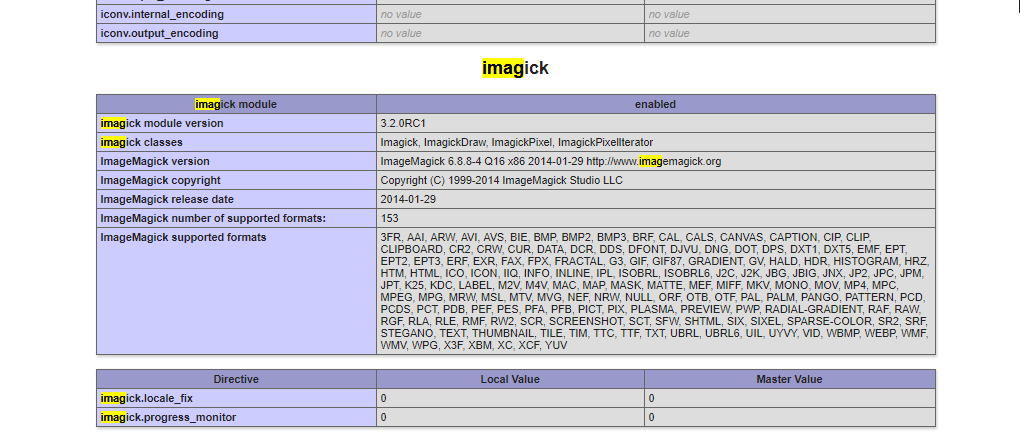 How to install ImageMagick on WAMP? - Installing and Upgrading